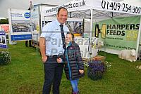 121st Holsworthy And Stratton Agricultural Show - Thursday 24th August 2017 - President Mr Dave Whitaker.