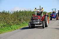Harpers Feeds Holsworthy - A Charity Tractor Run - Sunday 17th September 2017 - Covering About 41 Miles In Glorious Countryside And Weather.