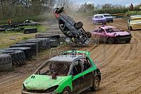 NCMRC - Bangers And Crash - Netherbridge Launceston - Sunday 29th April 2018