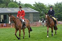 South Tetcott Hunt - Point To Point - Upcott x - Bank Holiday Monday - 29th May 2017.