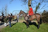 South Tetcott Hunt Meet - Lamerton Farm Holsworthy - What A Glorious Day For Trail Hunting - 26th February 2019.