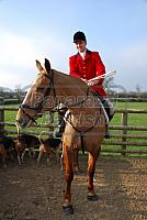 Stevenstone Hunt Meet - Jays Forge - 21st January 2017 - Good Meet - What Was In That Hip Flask .