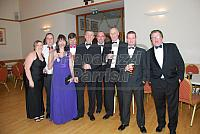Tetcott Hunt Winter Ball - Holsworthy Memorial Hall 27th Dec 2014