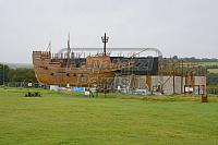 Torrington Cavaliers - Mayflower Charity Bonfire And Pyromusical - Sat 28th August 2021 - Fantastic Build..